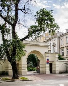 Budynek Szkoły Biznesu PW